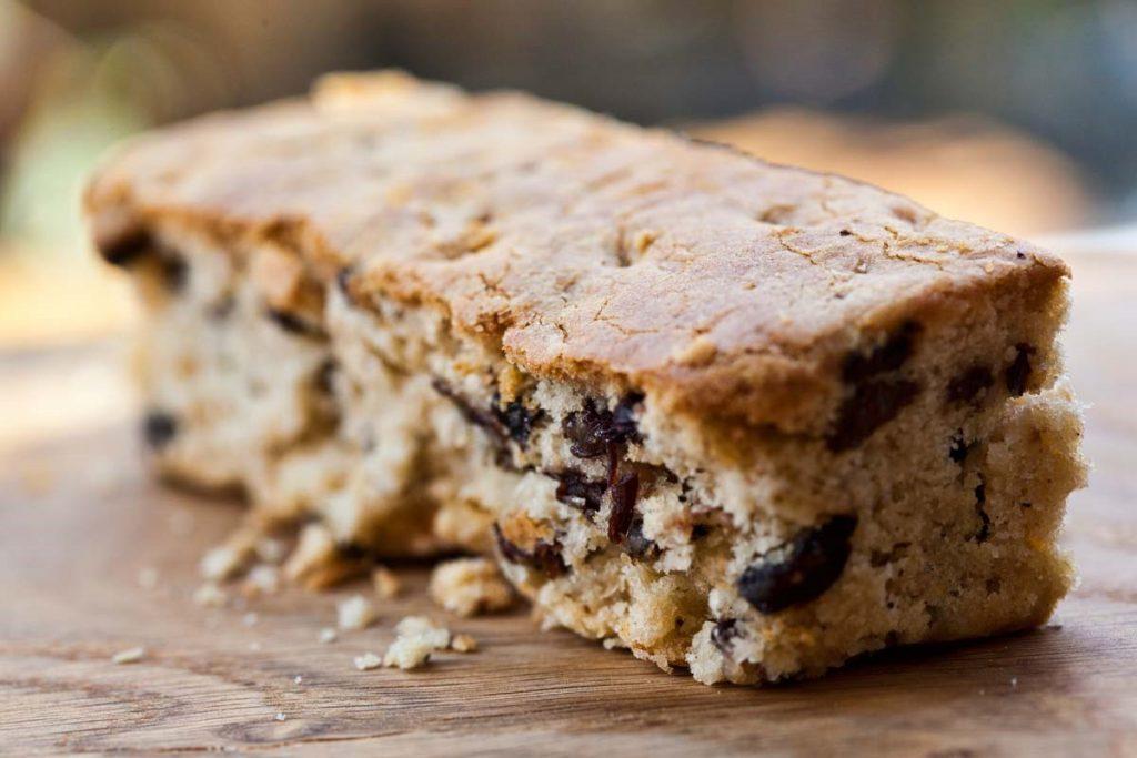 Cornish Hevva Cake
