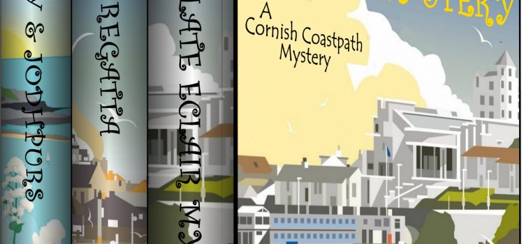 Cornish Coastpath Mysteries Set 2 Unveiled